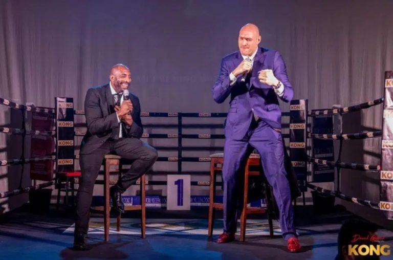Boxer Donates Winnings To Charity