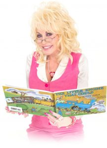 Dolly Parton Donated 130 Million Books to Children