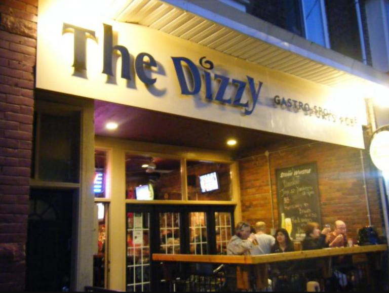 Dizzy Gastro Sports Pub