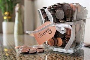 economics of voluntary charity